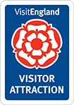 Visitor attraction by Visit England