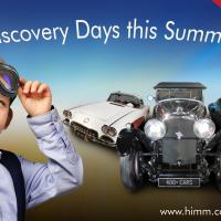 Summer Discovery Days at haynes