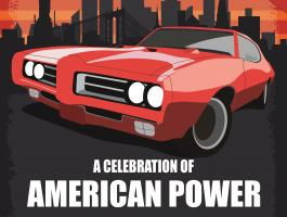 A Celebration of American Power Cars