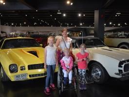 SEN group visits at Haynes