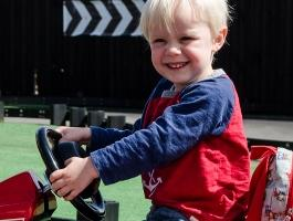 Family fun and days out at Haynes International Motor Museum Somerset