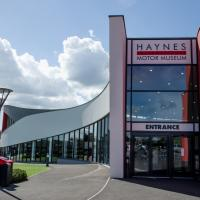 Drive It Day 2018 - 22nd April - come to Haynes International Motor Museum