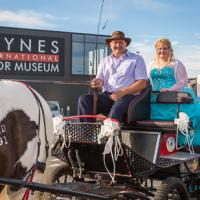 Proms in Somerset - the Haynes International Motor Museum is the perfect location