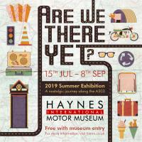 Are We There Yet? Summer event at Haynes International Motor