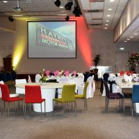 Venue Hire Team Go All out for Open Day