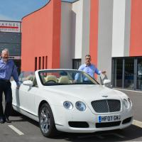 Venue Hire Team Go All out for Open Day at Haynes International Motor Museum