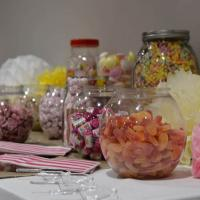 Pick 'n' mix - just one of the little extras with a Prom package at Haynes International Motor Museum