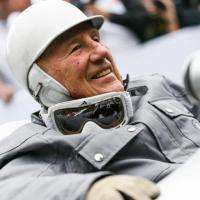 Sir Stirling Moss OBE Retires