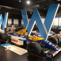Exclusive F1 exhibition in Somerset ready for new season