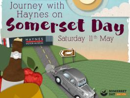 Somerset Day Ticket Giveaway Haynes Motor Museum