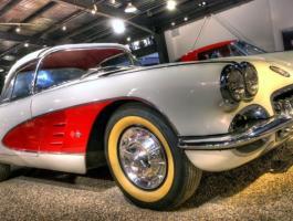Chevrolet Corvette's 65th Birthday