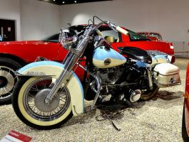 Not just four wheeled vehicles at the Haynes International Motor Museum