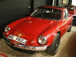 Ginetta G15 at Haynes International Motor Museum