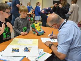 Stem Learning, Thales, Primary Engineers, Haynes International Motor Museum,Somerset