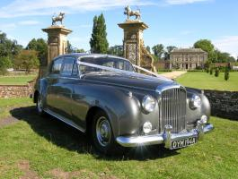 1957 Bentley S1 - part of the Collection at Haynes International Motor Museum