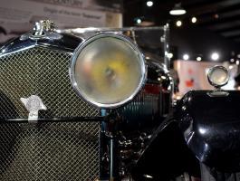 Haynes Motor Museum London Classic Car Show Bentley