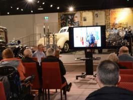 Curators' Floor Talks at Haynes