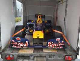 Mark Webber RB6 F1 Haynes International Motor Museum, Somerset
