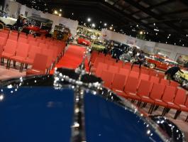 Wedding ceremonies at Haynes International Motor Museum