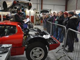 Haynes Workshop at Haynes International Motor Museum