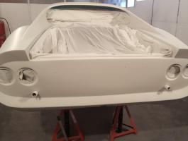 Restoration Centre at Haynes International Motor Museum