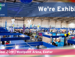 South West Business Expo Stand 29 - Haynes International Motor Museum Venue Hire