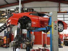 Classic Car Restoration Somerset