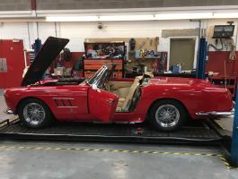 Ferrari 250 GT at Haynes International Motor Museum