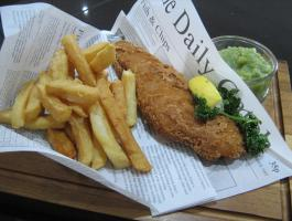 Fridays are going to be a whole lot fishier at Haynes Café 750