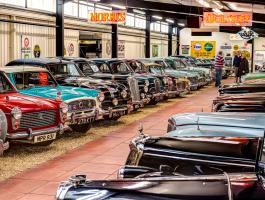 Group visits at Haynes International Motor Museum
