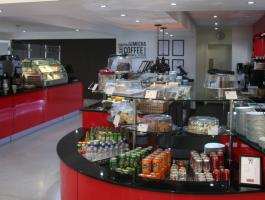 Cafe 750 at Haynes International Motor Museum - specials available daily