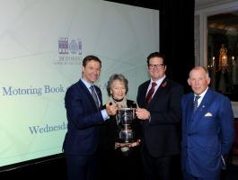 J Haynes Annette Haynes Christopher Haynes and Ben Cussons Lifetime Achievement Award