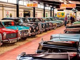 Memory Lane exhibition at Haynes International Motor Museum