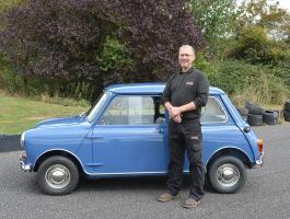 1965 BMC Austin Mini - Goodwood Revival - Haynes International Motor Museum