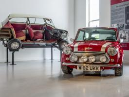 10 Facts about the Classic Mini