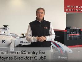 Haynes Breakfast Club Q&A March 2021