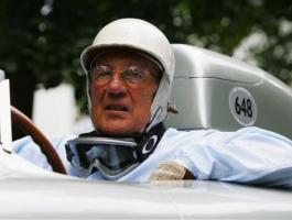 Sir Stirling Moss OBE Retires (Again)