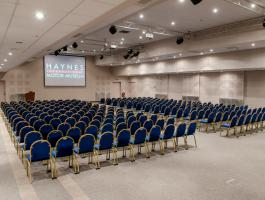 Venue Hire at Haynes International Motor Museum