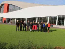 In-house catering team at Haynes International Motor Museum