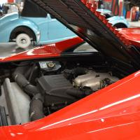 Completed Project - Car Restoration Somerset