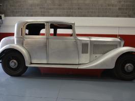 1932 Rolls Royce 20-25 - Car Restoration Somerset