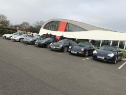 The Porsche Enthusiasts Club - Visit on Sunday 25th March 2018