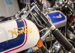 British and World Motorcycles at Haynes