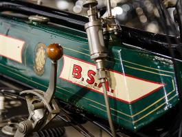 1914 557cc BSA