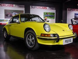 1973 Porsche 911 RS Carrera Touring
