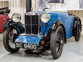 1930 MG M Type Midget