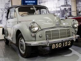 1955 Morris Minor Tourer (Convertible)