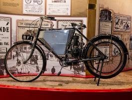 1901 Ormonde Motorcycle