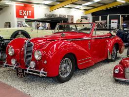 1939 Delahaye 135M Cabriolet