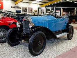 1922 Citroen 5CV Cloverleaf